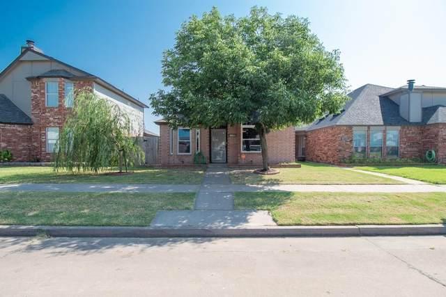 1505 Westmore Drive, Moore, OK 73170 (MLS #969173) :: Keller Williams Realty Elite