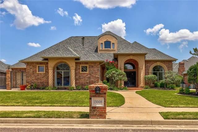 13008 Doriath Way, Oklahoma City, OK 73170 (MLS #969231) :: Meraki Real Estate