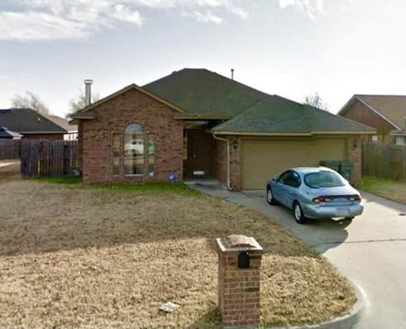 2724 Zachary Place, Spencer, OK 73084 (MLS #969245) :: Meraki Real Estate