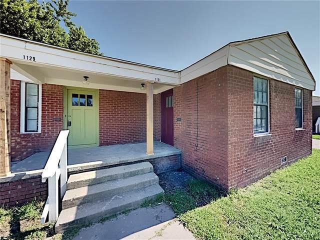1131 E Arkansas Street, Norman, OK 73071 (MLS #969267) :: Erhardt Group