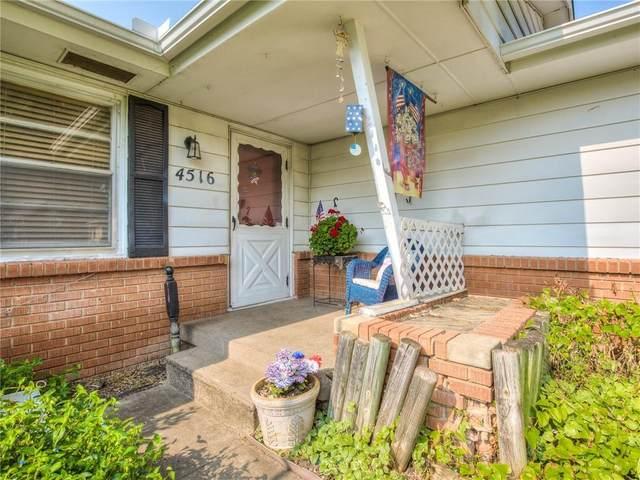 4516 NW 34th Street, Bethany, OK 73122 (MLS #969269) :: Erhardt Group