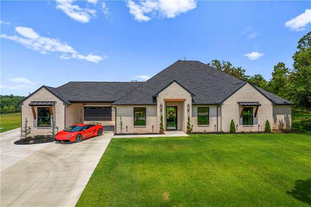 8440 Persimmon Hill Road, Arcadia, OK 73007 (MLS #969306) :: The UB Home Team at Whittington Realty