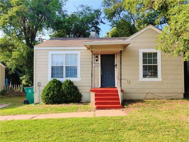 2253 NW 41st Street, Oklahoma City, OK 73112 (MLS #969308) :: KG Realty