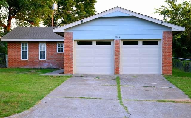 9304 NE 16th Street, Midwest City, OK 73130 (MLS #969337) :: Keller Williams Realty Elite