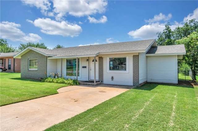 310 Hoover Circle, Elk City, OK 73644 (MLS #969340) :: Homestead & Co