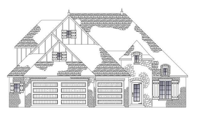 3108 Windy Hill Lane, Edmond, OK 73034 (MLS #969354) :: Homestead & Co