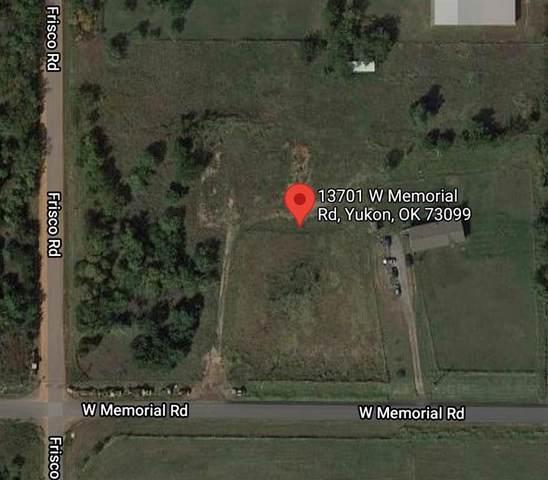 13701 W Memorial Road, Yukon, OK 73099 (MLS #969377) :: Keller Williams Realty Elite