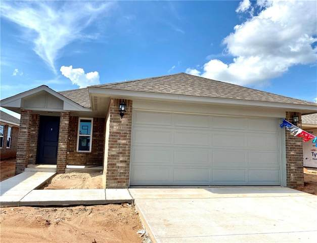 922 Tarry Town Drive, Chickasha, OK 73018 (MLS #969386) :: Sold by Shanna- 525 Realty Group