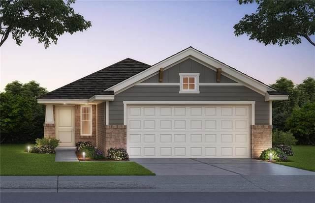 3812 Central Park Drive, Moore, OK 73160 (MLS #969392) :: Meraki Real Estate