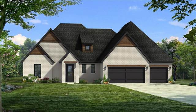 3824 Shady Hill Trail, Edmond, OK 73034 (MLS #969410) :: Maven Real Estate