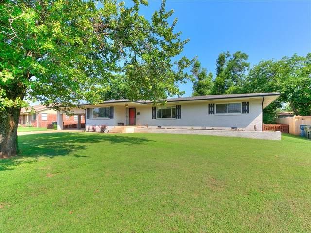 515 Benton, Edmond, OK 73034 (MLS #969477) :: Homestead & Co
