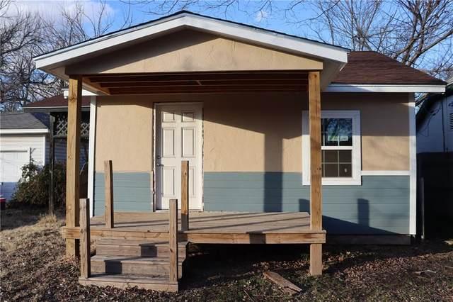 221 W Himes Street, Norman, OK 73069 (MLS #969514) :: Meraki Real Estate
