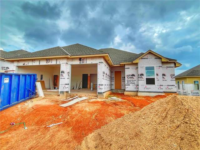 8312 NW 151st Terrace, Edmond, OK 73013 (MLS #969531) :: Maven Real Estate