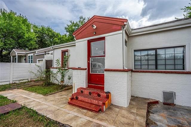 1340 NW 100th Street, Oklahoma City, OK 73114 (MLS #969538) :: Meraki Real Estate