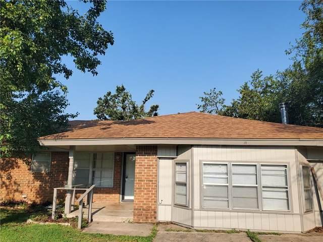 3591 Cox Street, Choctaw, OK 73020 (MLS #969545) :: KG Realty