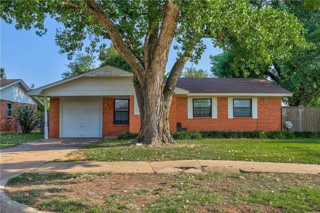 409 W Linden Drive, Mustang, OK 73064 (MLS #969558) :: Keller Williams Realty Elite
