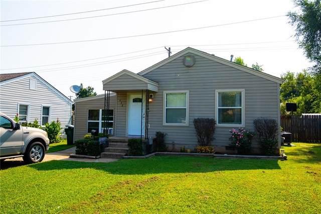422 Monroney Drive, Midwest City, OK 73110 (MLS #969590) :: Keller Williams Realty Elite