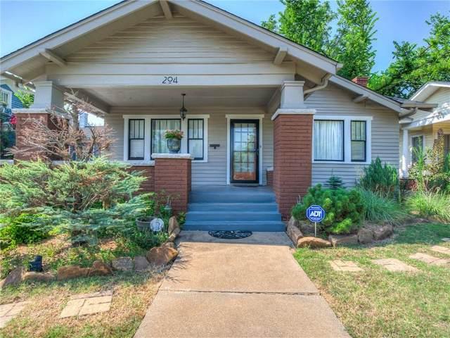 204 NW 21st Street, Oklahoma City, OK 73103 (MLS #969591) :: Homestead & Co