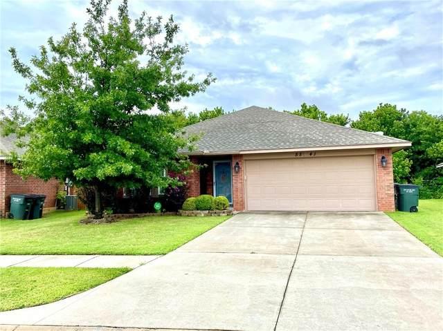 5541 Crooked Creek Road, Oklahoma City, OK 73117 (MLS #969595) :: Maven Real Estate