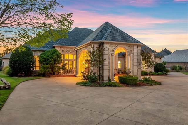 14809 Aurea Lane, Oklahoma City, OK 73142 (MLS #969666) :: Sold by Shanna- 525 Realty Group