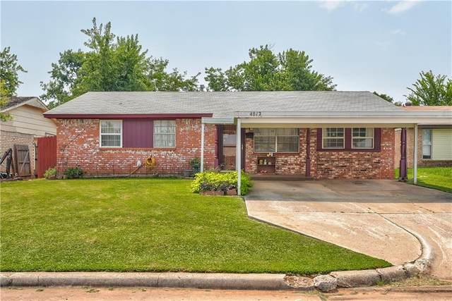 4012 SE 45th Street, Oklahoma City, OK 73135 (MLS #969674) :: Keller Williams Realty Elite