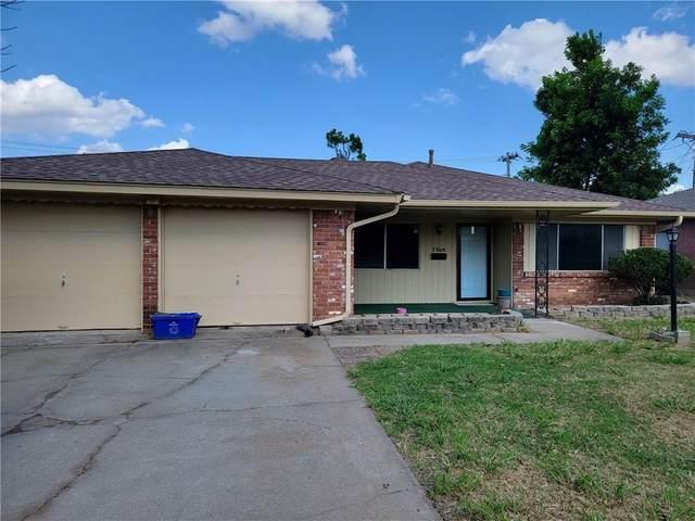 7304 S Douglas Place, Oklahoma City, OK 73139 (MLS #969676) :: Maven Real Estate