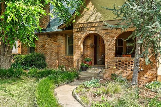 2421 NW 19th Street, Oklahoma City, OK 73107 (MLS #969731) :: Homestead & Co