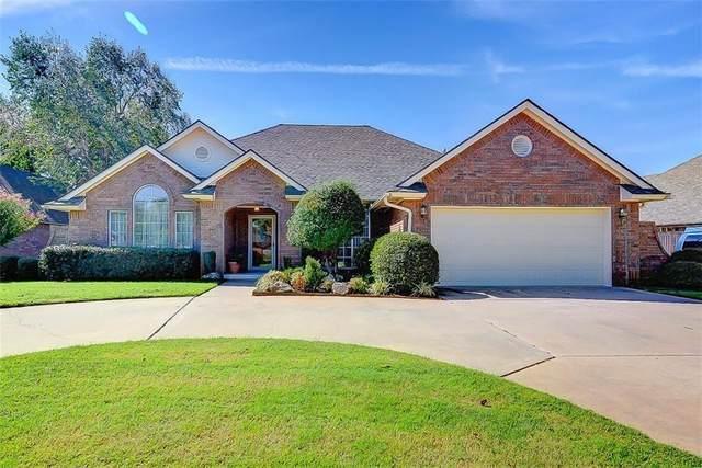 2516 SW 124th Street, Oklahoma City, OK 73170 (MLS #969758) :: Maven Real Estate