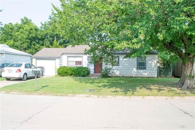 208 SW 24th Street #0, Lawton, OK 73505 (MLS #969797) :: Meraki Real Estate