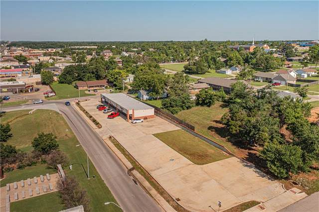 2465 Maupin Street, Choctaw, OK 73020 (MLS #969807) :: KG Realty