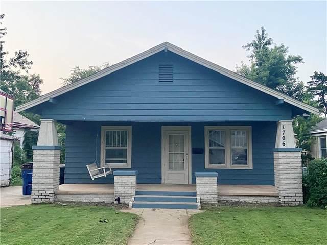 1706 W Idaho Street, Chickasha, OK 73018 (MLS #969809) :: Keller Williams Realty Elite