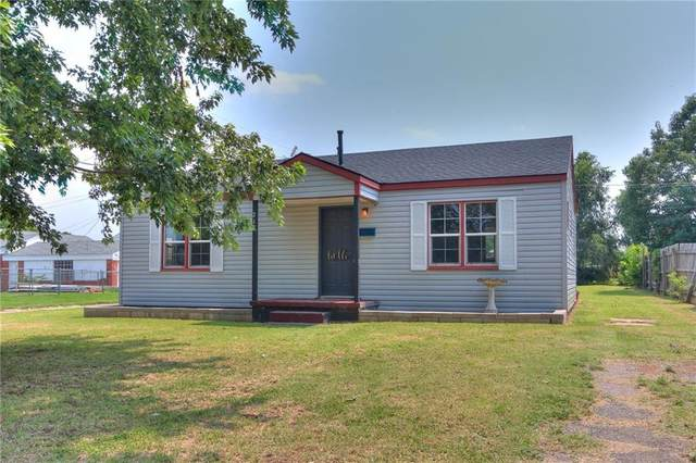 217 W Locust Avenue, Kingfisher, OK 73750 (MLS #969822) :: Homestead & Co