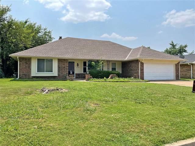 5708 NW 113th Street, Oklahoma City, OK 73162 (MLS #969827) :: The UB Home Team at Whittington Realty