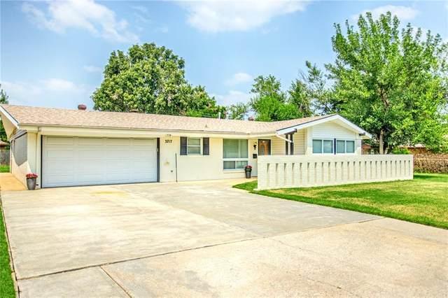 3717 N Riverside Drive, Bethany, OK 73008 (MLS #969838) :: Homestead & Co