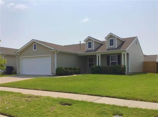 15321 Nightshade Drive, Oklahoma City, OK 73170 (MLS #969840) :: Keller Williams Realty Elite