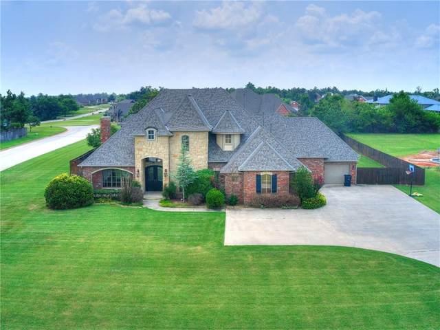 10208 SE 45th Street, Oklahoma City, OK 73150 (MLS #969845) :: Maven Real Estate
