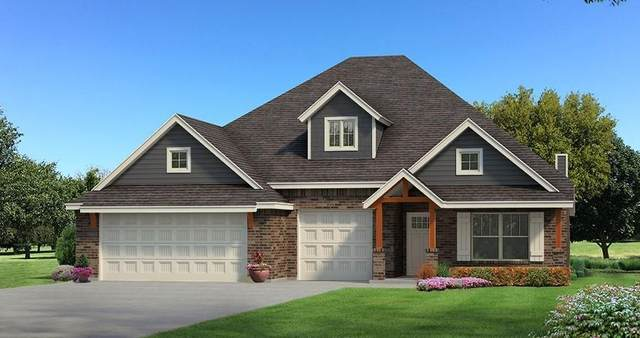 9121 NW 118th Street, Yukon, OK 73099 (MLS #969852) :: Meraki Real Estate