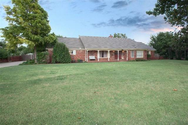 601 S 14th Street, Clinton, OK 73601 (MLS #969947) :: Sold by Shanna- 525 Realty Group