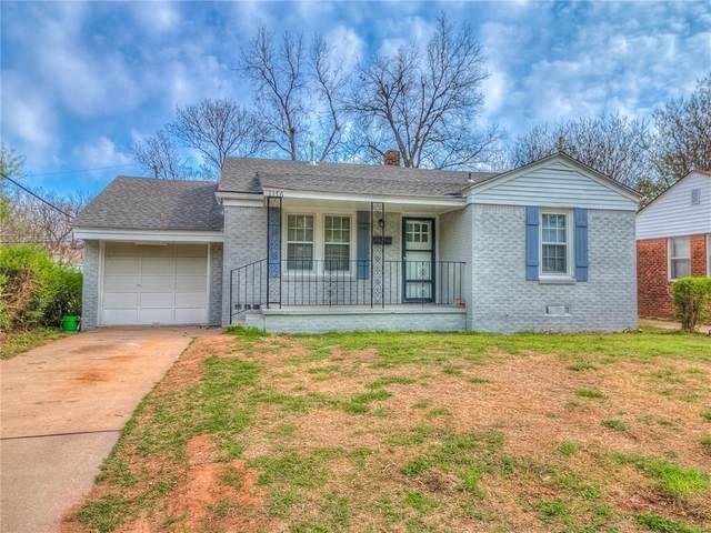 1176 Bellevidere Drive, Oklahoma City, OK 73117 (MLS #969959) :: Homestead & Co