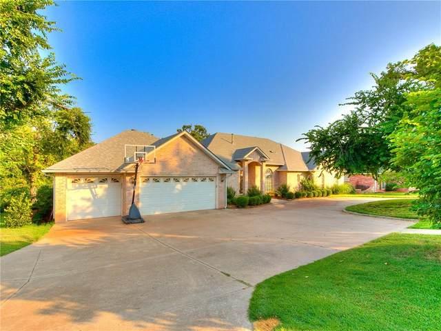 5103 Burr Oaks Road, Oklahoma City, OK 73105 (MLS #969960) :: Homestead & Co