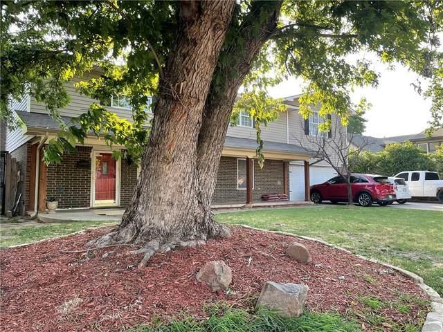 448 Claremont Drive, Norman, OK 73069 (MLS #969969) :: Keller Williams Realty Elite