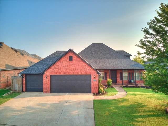 209 Highland Glen, Norman, OK 73069 (MLS #969975) :: KG Realty