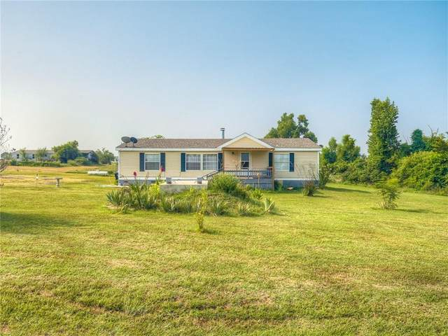 1408 Clear Pond Drive, Blanchard, OK 73010 (MLS #970038) :: Sold by Shanna- 525 Realty Group