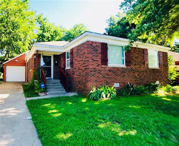 4033 NW 13th Street, Oklahoma City, OK 73107 (MLS #970113) :: Sold by Shanna- 525 Realty Group