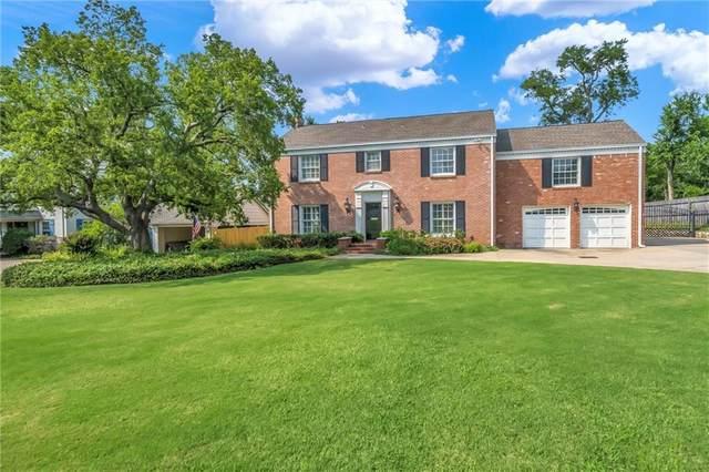 6715 Avondale Drive, Nichols Hills, OK 73116 (MLS #970137) :: Keller Williams Realty Elite