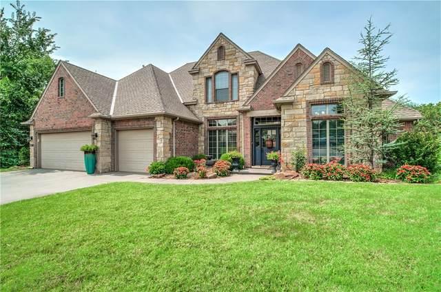 107 Lakeview Trail, Edmond, OK 73003 (MLS #970149) :: Maven Real Estate