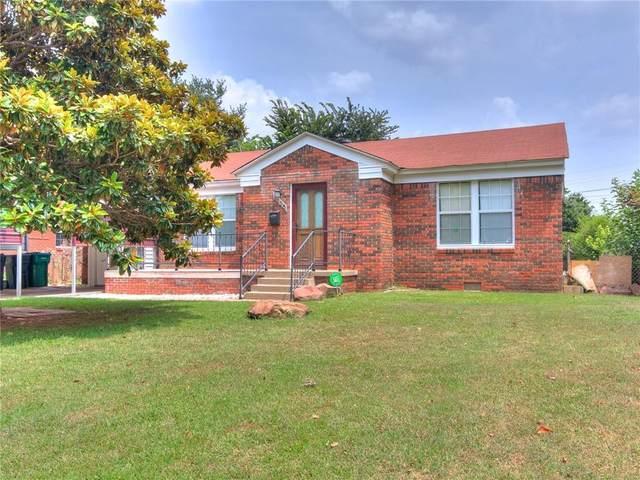 5120 S Dewey Avenue, Oklahoma City, OK 73109 (MLS #970155) :: Erhardt Group
