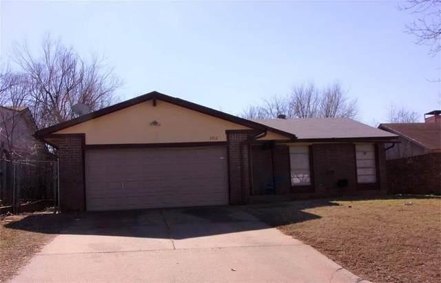 3012 SE 56th Street, Oklahoma City, OK 73135 (MLS #970156) :: Maven Real Estate