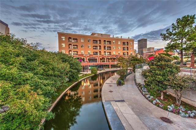 200 S Oklahoma Avenue #410, Oklahoma City, OK 73104 (MLS #970240) :: Erhardt Group