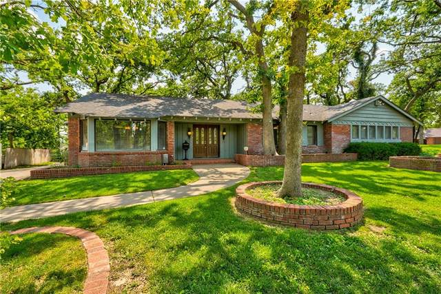 4936 NW 31st Street, Oklahoma City, OK 73122 (MLS #970279) :: Sold by Shanna- 525 Realty Group